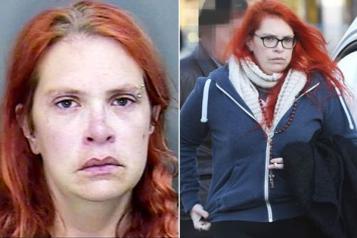 Cruel mum Holly Strawbridge jailed for ten years for poisoning son with drugs