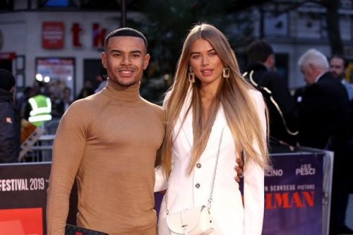 Love Island's Wes Nelson and Arabella Chi put on loved-up display on red carpet after X Factor debut