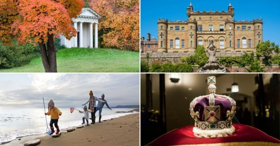 October Half Term: Deals and discounts for trips and days out