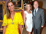 TALK OF THE TOWN:Wedding bells at last for model India Hicks