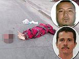 Man's decapitated head and chopped up remains of two humans are found in streets of central Mexico