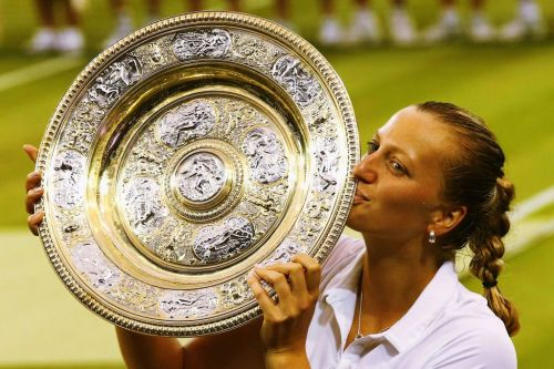 Tennis star Petra Kvitova issues classy message after Wimbledon cancelled due to coronavirus