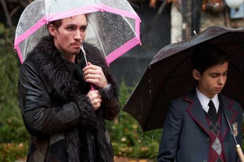 When is The Umbrella Academy season two released on Netflix?