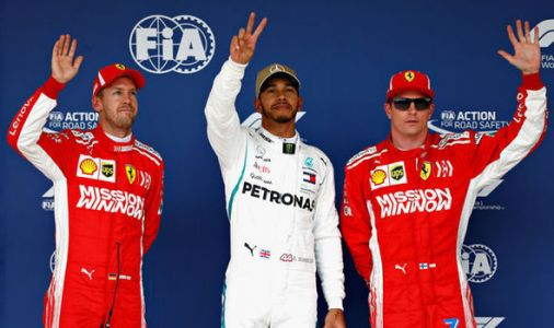 Lewis Hamilton: Mercedes chief reveals Kimi Raikkonen and Sebastian Vettel US GP concern