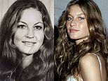 Gisele Bundchen is the spit of mom Vania in Instagram snaps, saying, 'Do you think we look alike?'