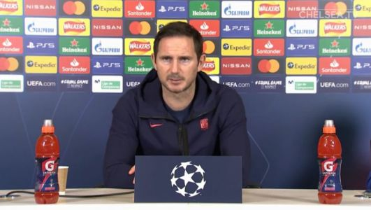 """""""Fully fit"""" - Frank Lampard reveals Chelsea are in the promised land of injuries"""