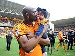 Former Arsenal striker Benik Afobe releases statement following tragic death of his daughter Amora