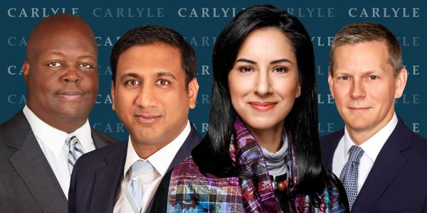 Carlyle's credit crew: Meet the 14 people leading the PE giant's $53 billion lending division that's been red-hot during the pandemic