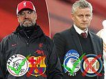 Champions League group stage draw: Best and worst-case scenario for the four English teams