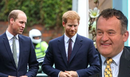 Royal Wedding: Paul Burrell says Prince William's speech for Harry will be 'naughty'