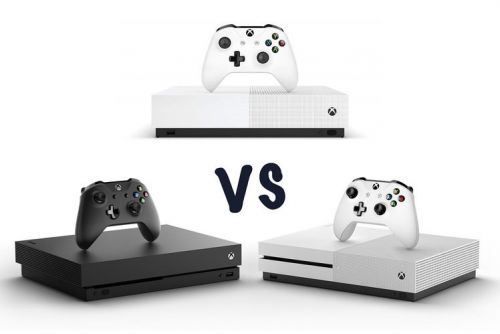 Xbox One X vs Xbox One S vs All-Digital Edition: Which should you buy?