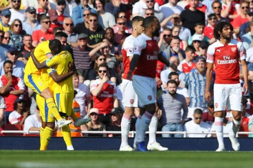 Arsenal 2-3 Crystal Palace: 5 talking points as Gunners' top 4 hopes take hit