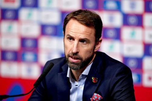 Gareth Southgate press conference live as England boss discusses Raheem Sterling row