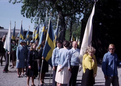 GALLERY: A look at Sweden's previous National Day celebrations