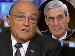 Rudy says Mueller's prosecutors believe Trump's 'bad' and would investigating Trump if they could