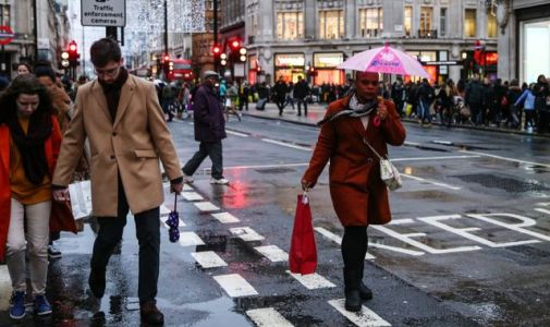 Live facial recognition technology used by police at Oxford Circus