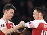 Former Arsenal captain Laurent Koscielny backs Mesut Ozil in his row with Mikel Arteta