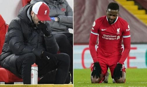 Liverpool boss Jurgen Klopp has simple transfer decision he must make after Burnley loss