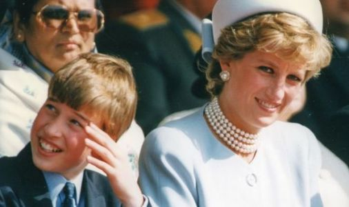 Prince William holds royal role 'close to heart' after he 'inherited' it from mother Diana