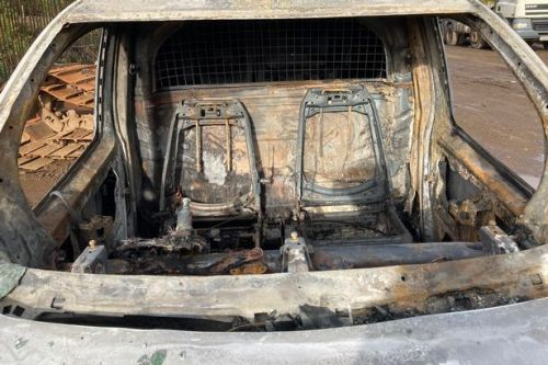 Thursday evening - cars torched in 'targeted' attack, Ryanair cancels 700 flights