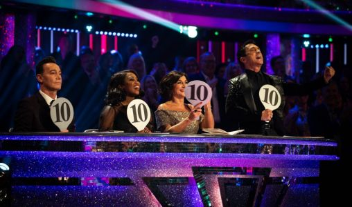 What time is the Strictly Come Dancing final on BBC One tonight?
