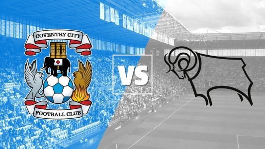 Coventry City vs Derby County live stream and how to watch free Championship football