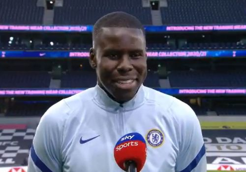 ": ""He is a grown man"" - Zouma confident new signing is ready to compete"