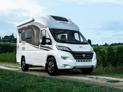 An Italian luxury RV maker is launching a camper van to the US -see inside the 'innovative' van that already has a 500-order waitlist