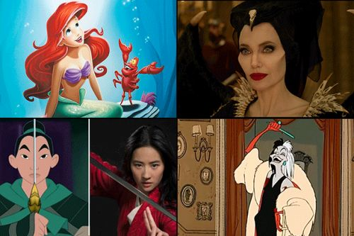 Every Disney live-action remake due for release in the next few years
