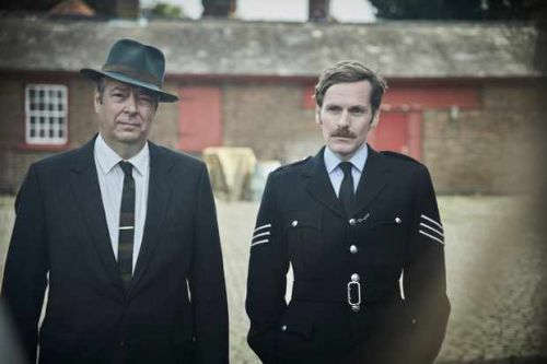 When is Endeavour season seven on TV?