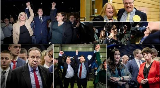 Northern Ireland election results: Dire night for DUP as Dodds and Little Pengelly ousted while Alliance and SDLP romp home in three seats