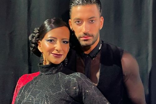 Strictly's Ranvir Singh addresses rumours of a romance with partner Giovanni