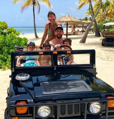 Inside Lionel Messi's £1,200-a-night luxury Caribbean getaway, where private villas cost up to £5k and Sir Paul McCartney has once stayed