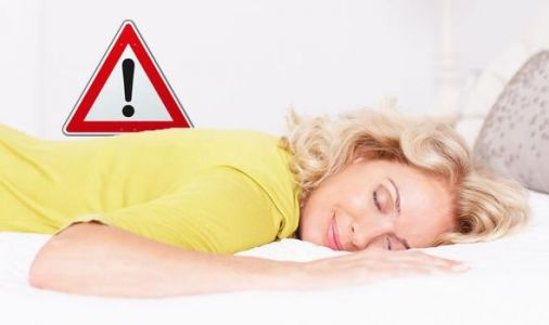 Sleep - the one sleep position you should avoid or risk back and neck pain