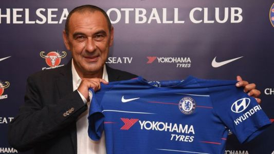 Chelsea confirm appointment of Sarri on three-year deal