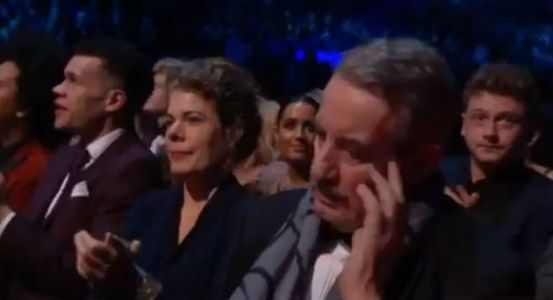 NTAs 2019: John Challis Forgets To Do His Good Loser Face As 'Benidorm' Loses Out To 'Car Share'