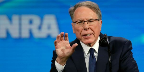 New York attorney general files lawsuit to dissolve the National Rifle Association