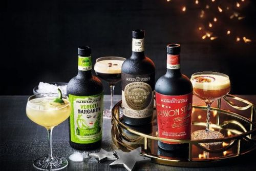 Marks and Spencer unveil Christmas 2021 food and drink range including pre-mixed cocktails