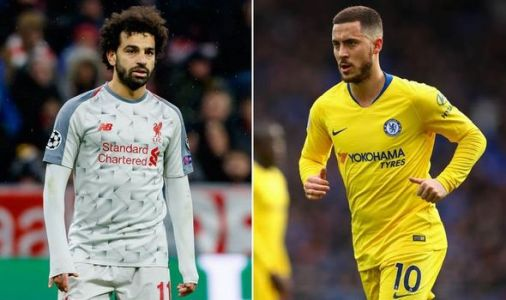 Chelsea ace Eden Hazard makes surprising claim on Liverpool forward Mohamed Salah