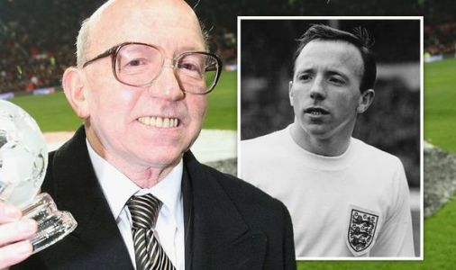 England World Cup winner and Man Utd legend Nobby Stiles dies aged 78 after long illness