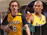 Griezmann pays tribute to Bryant after his tragic death ahead by wearing No 8 LA Lakers jersey