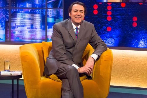Jonathan Ross Talking About His Sexual Awakening Is The Very Definition Of NSFW