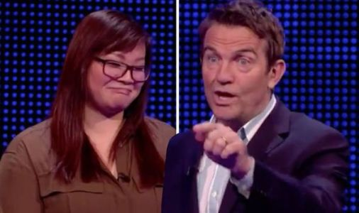 The Chase: 'You started it!' Bradley Walsh scolds contestant after 'strange' comment