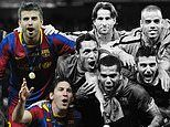 Barcelona are hurtling towards the end of their greatest era. This is their plan