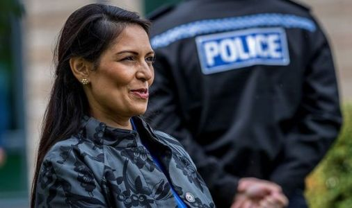 Priti Patel 'backs' sending in Royal Navy as RECORD migrants cross channel in one day