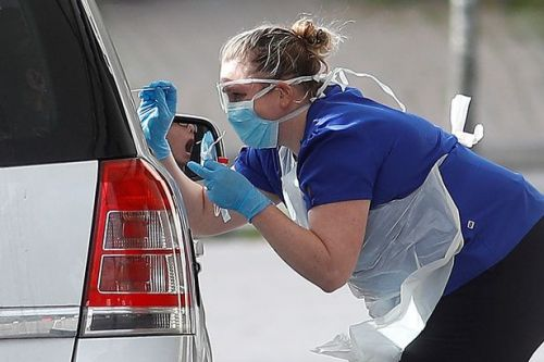 UK coronavirus death toll rises by more than double it did last Saturday