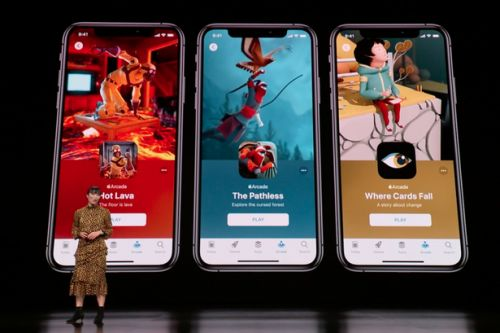 Apple Arcade: Tech giant launches gaming service for mobile, desktop and home