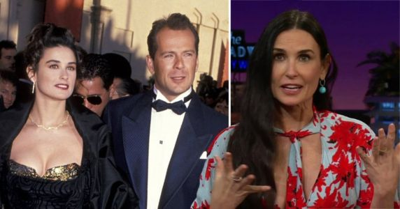 Demi Moore and Bruce Willis' special 'connection' as they self-isolate together 20 years after their divorce
