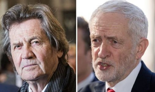 Lord Melvyn Bragg slams Jeremy Corbyn and tells him to quit for the good of the Labour Party