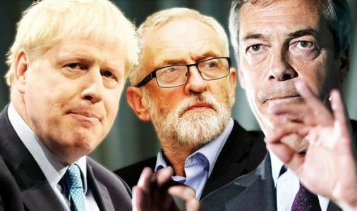 Election poll latest: Tories get huge 14 point lead over Labour after Farage's withdrawal